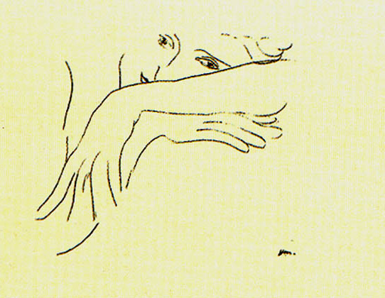 Line Drawing Matisse : May frank eric zeidler