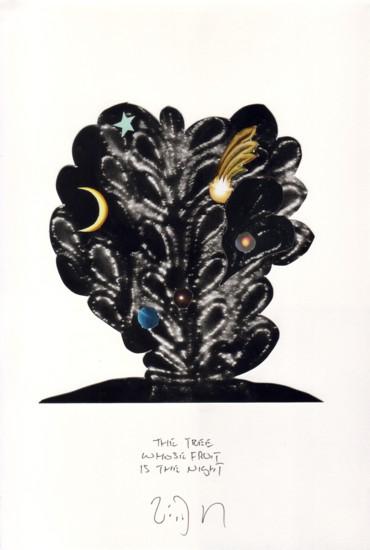 """""""The tree whose fruit is the night – L'arbre dont la nuit est le fruit"""""""