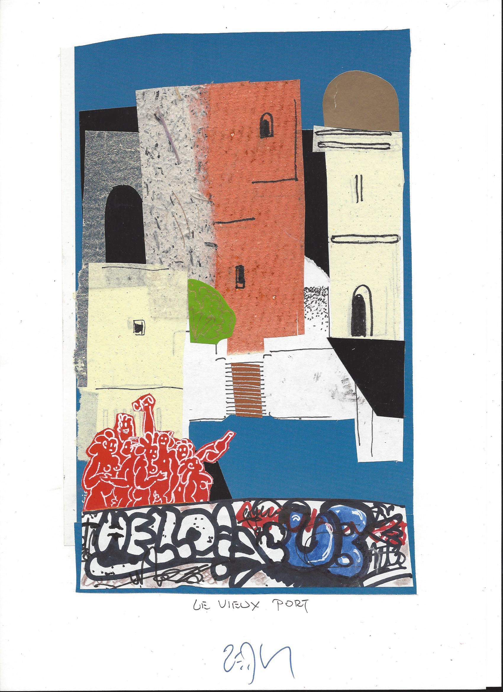 « The old port – Le vieux port »