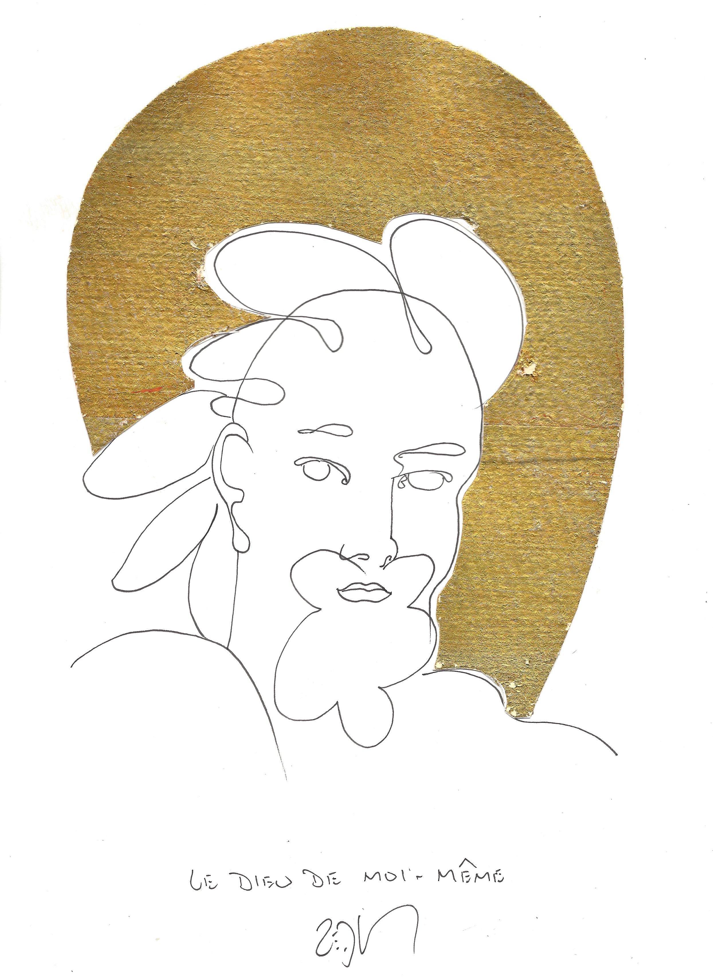 « The god of myself – Le dieu de moi-même »