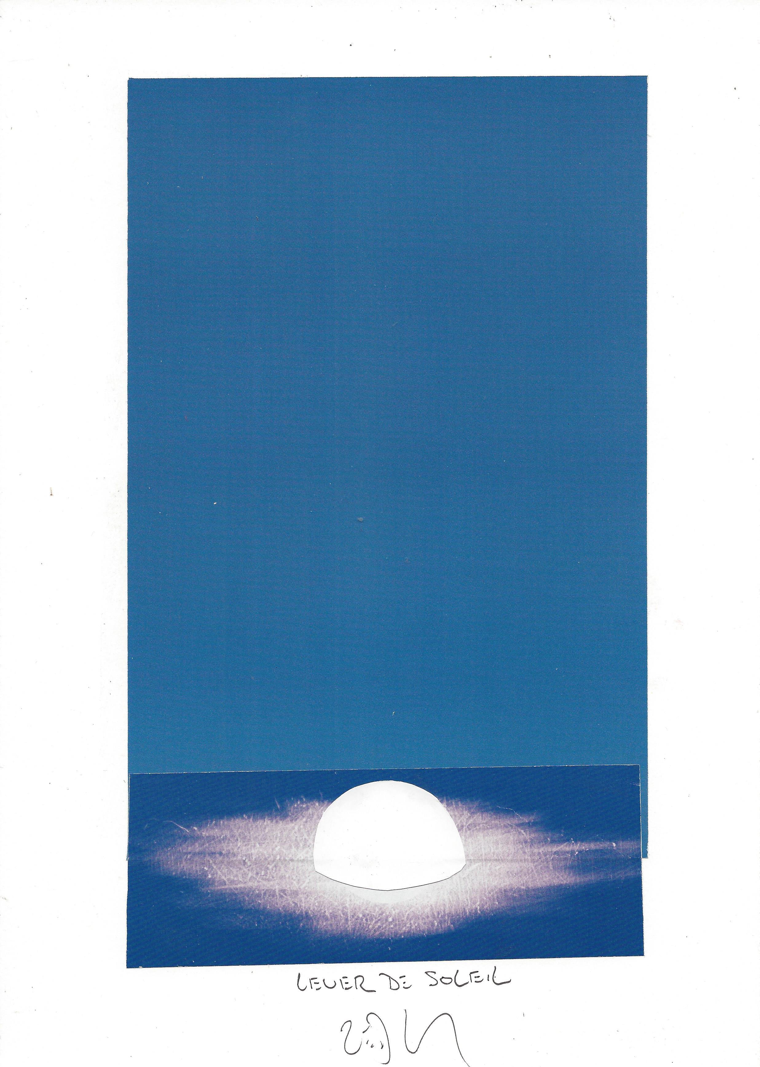 « Sunrise – Lever de soleil »