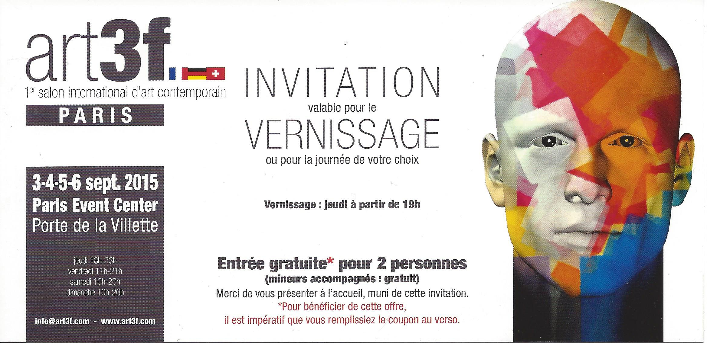 Invitation - art3f