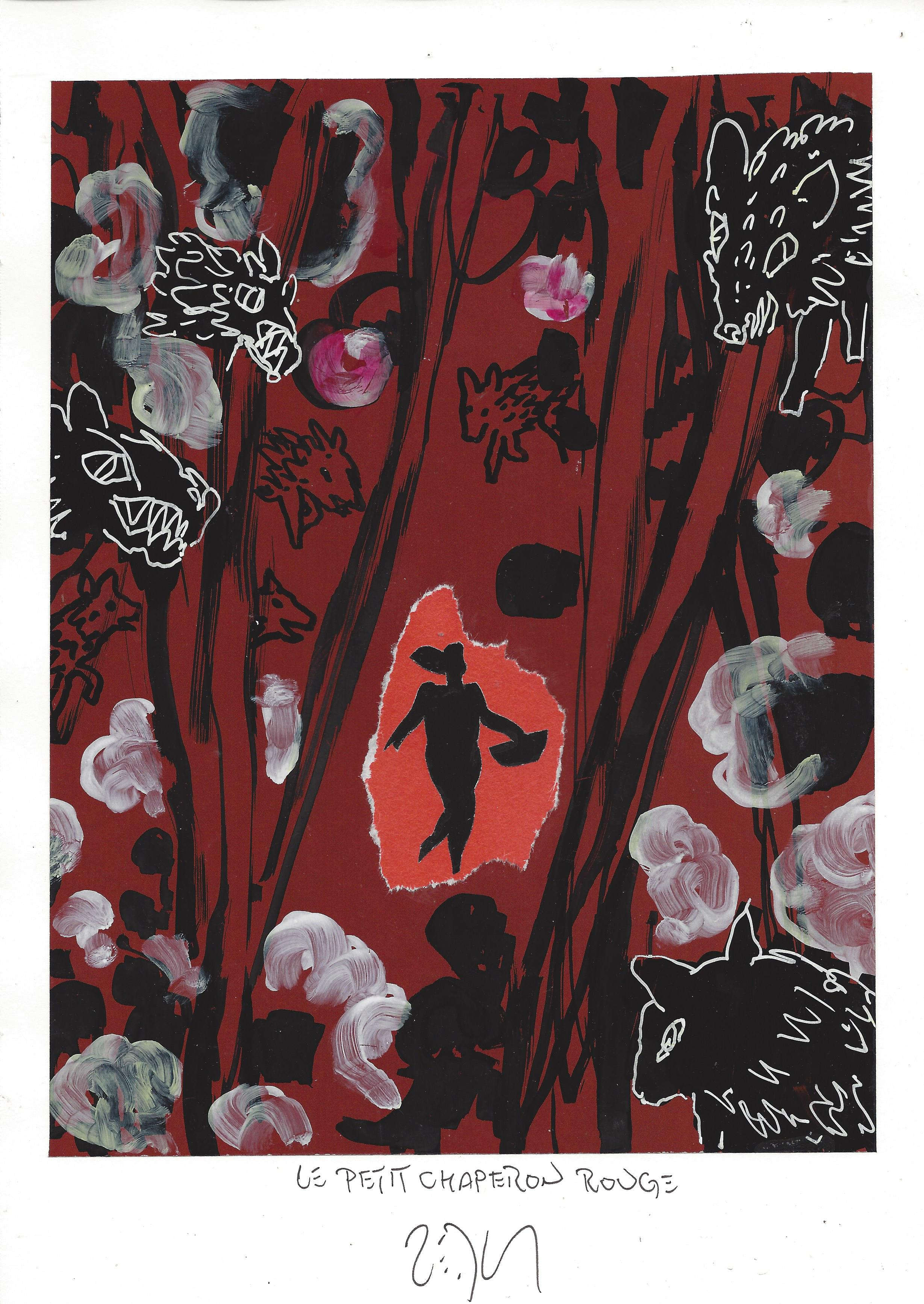 « Little Red Riding Hood – Le Petit Chaperon Rouge »