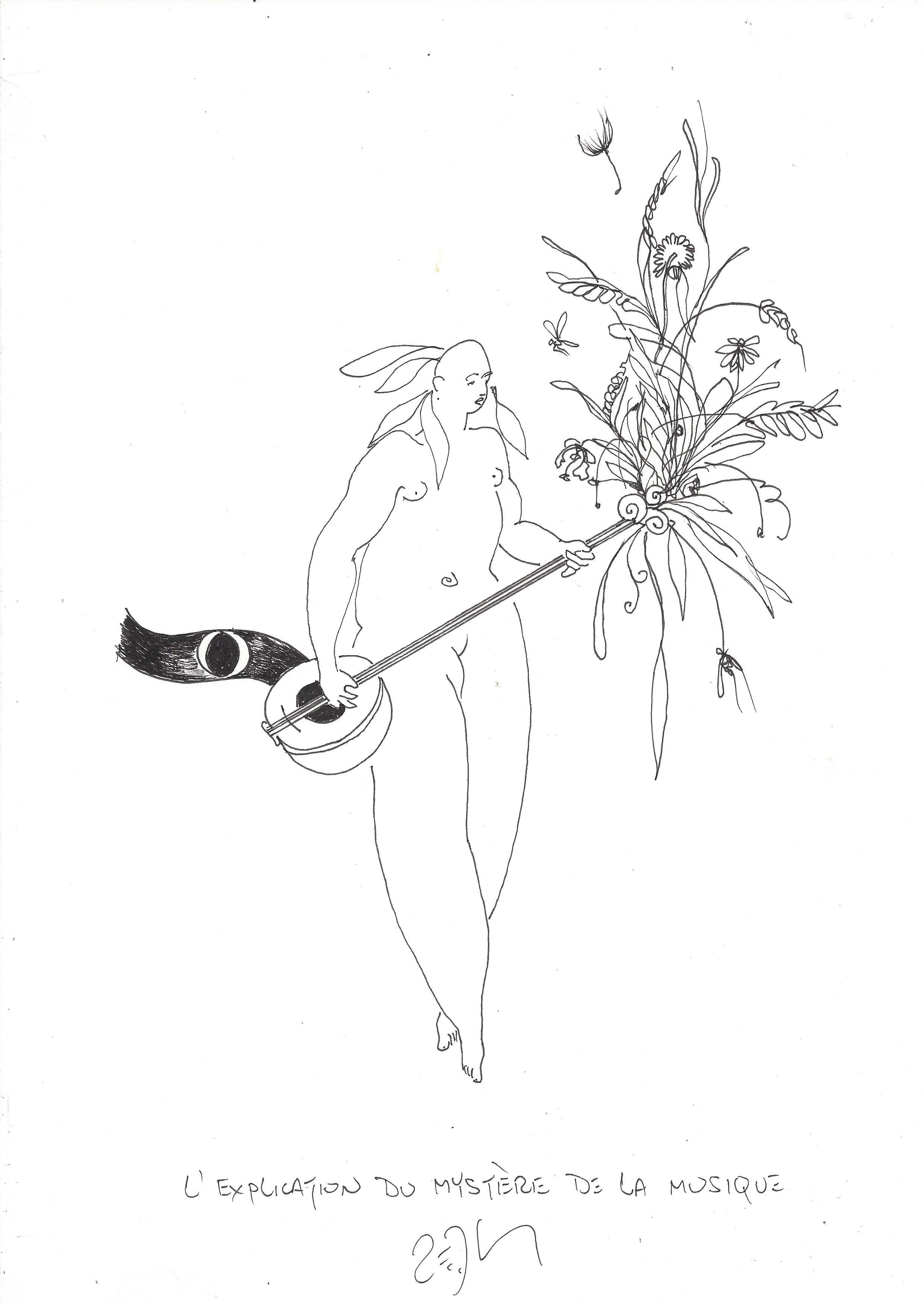 « The mystery of music explained – L'explication du mystère de la musique »