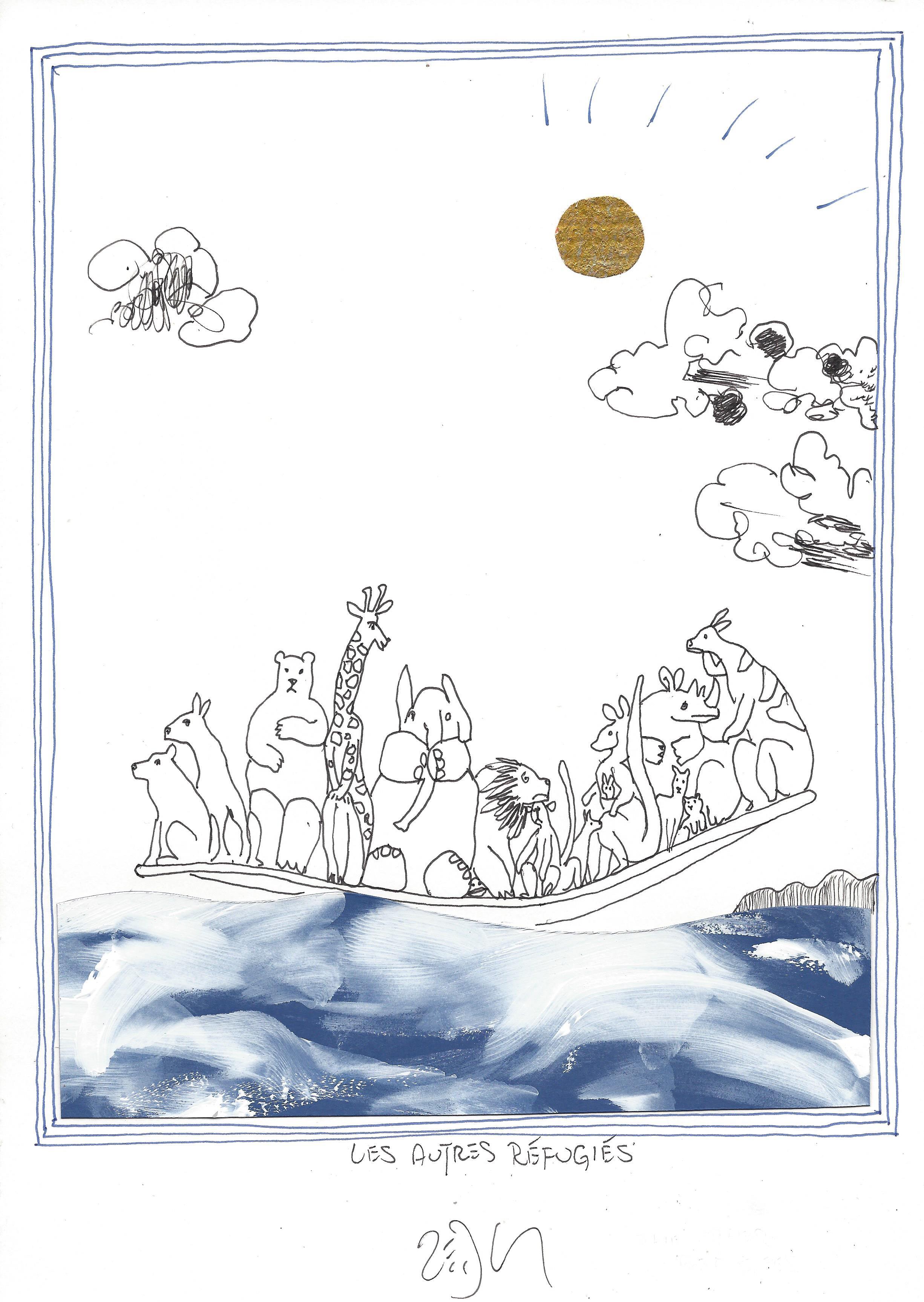 « The other refugees – Les autres réfugiés »