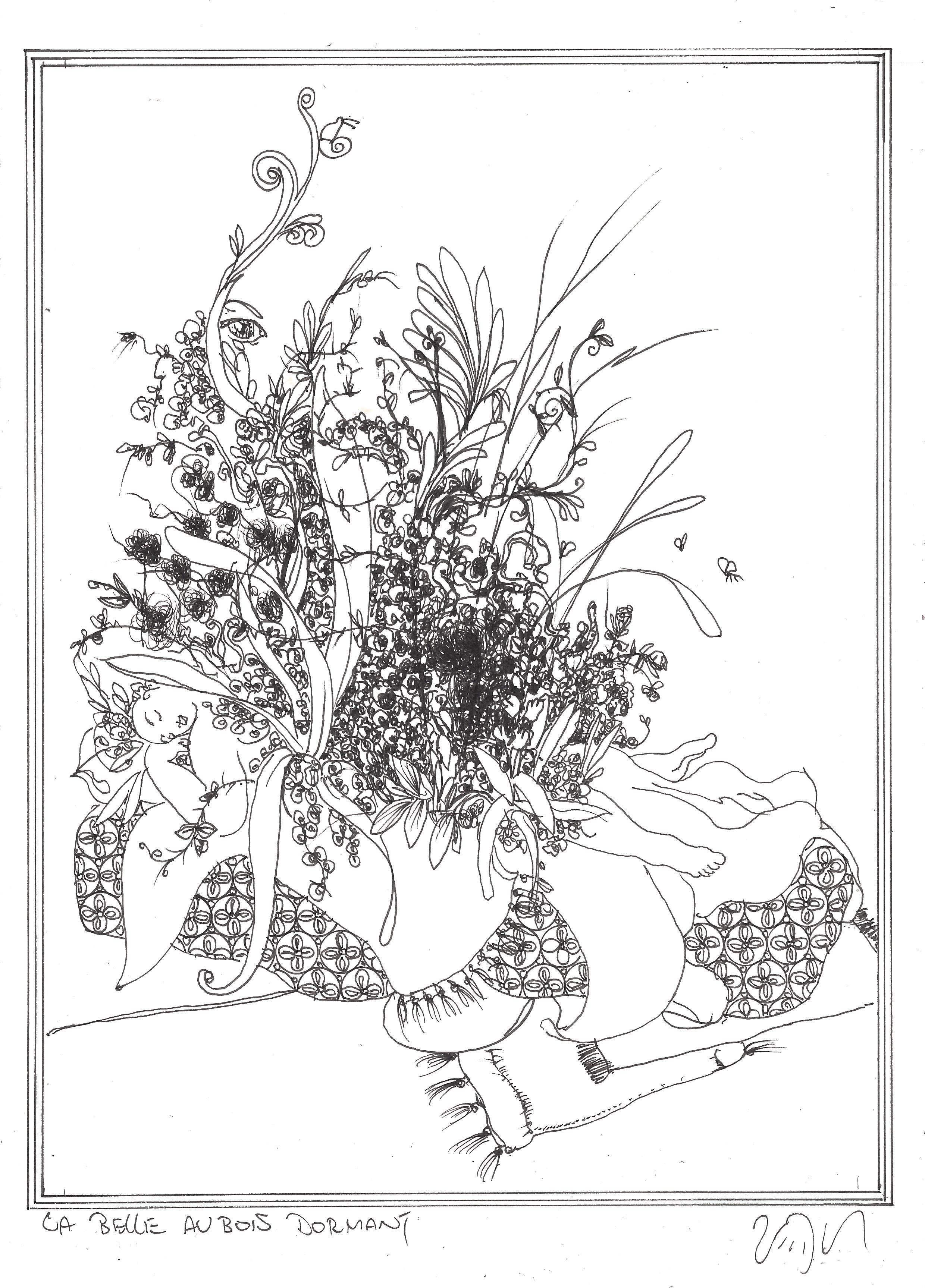 « Sleeping Beauty – La belle au bois dormant »